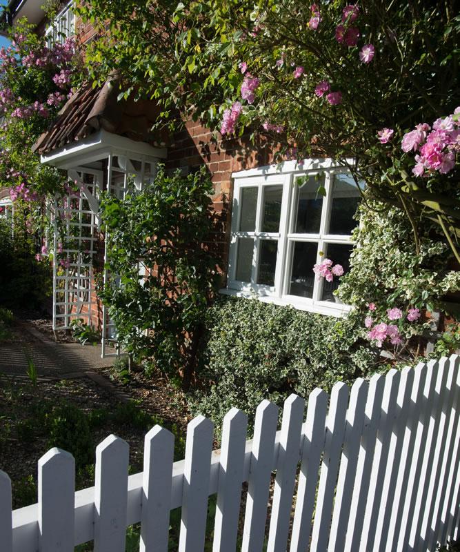 Dreadnought Holiday Cottage Wenhaston Suffolk
