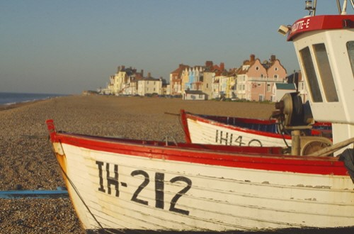 Aldeburgh Beach © Roz Gordon Photography